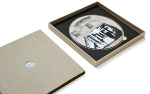 Leporello mit CD