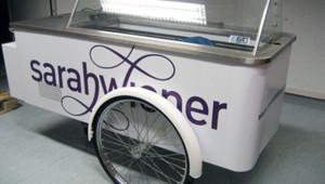 Sarah Wiener Eiswagen