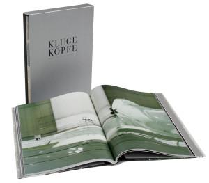 Kluge Köpfe Buch mit Schuber