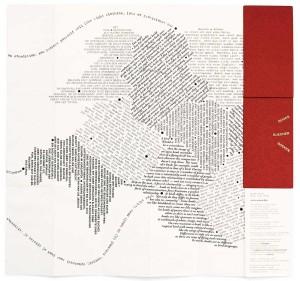 typografische Collage
