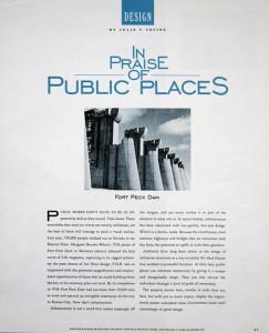 NYT Public Places Opener